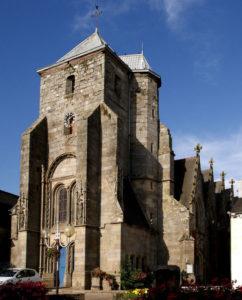 Eglise de Corlay