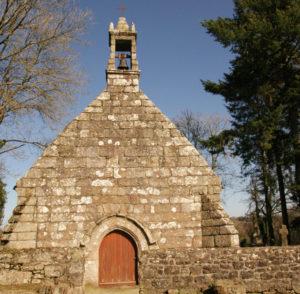 Chapelle St Gildas des prés, St Gilles Pligeaux