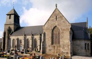 Eglise de Bothoa