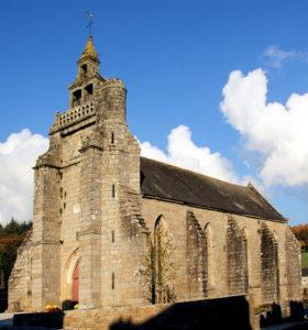 Eglise de Saint-Nicolas-du-Pélem
