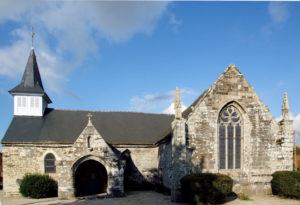 Eglise de Sainte Tréphine