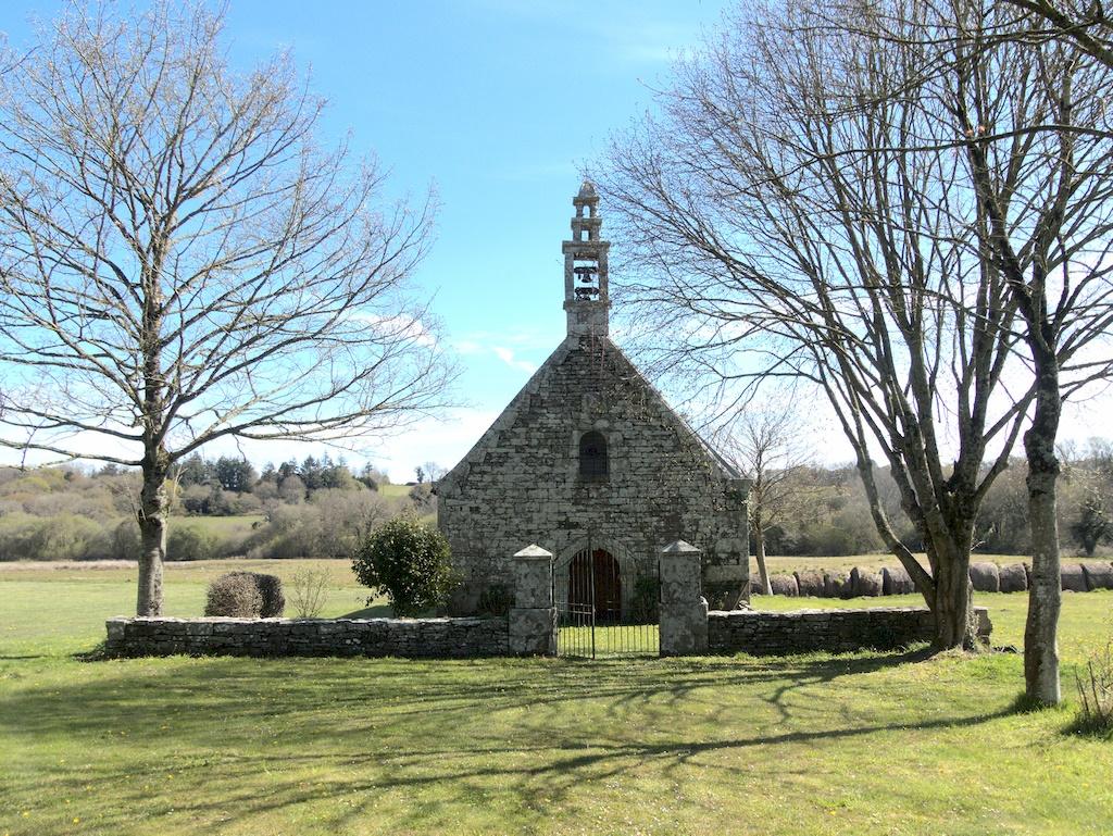 Plévin - Chapelle St Abibon 1