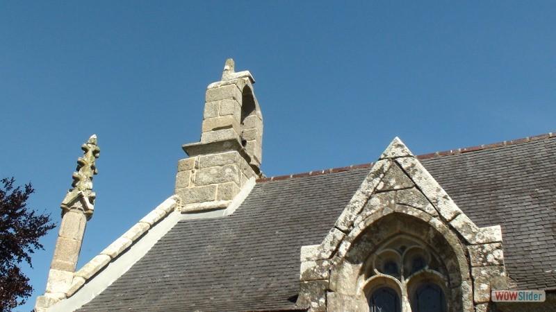 Chapelle St Koulmer St Colomban