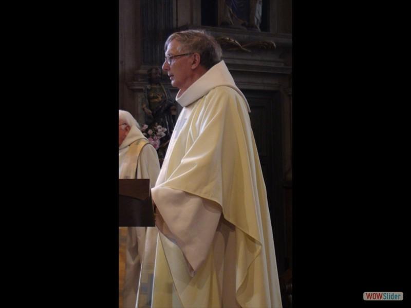 Canihuel Pardon ND 2015 Le père Peter Webb