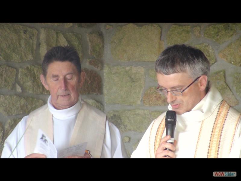 Pardon IV Karmez Lescouët Gouarec 2016 les prêtres